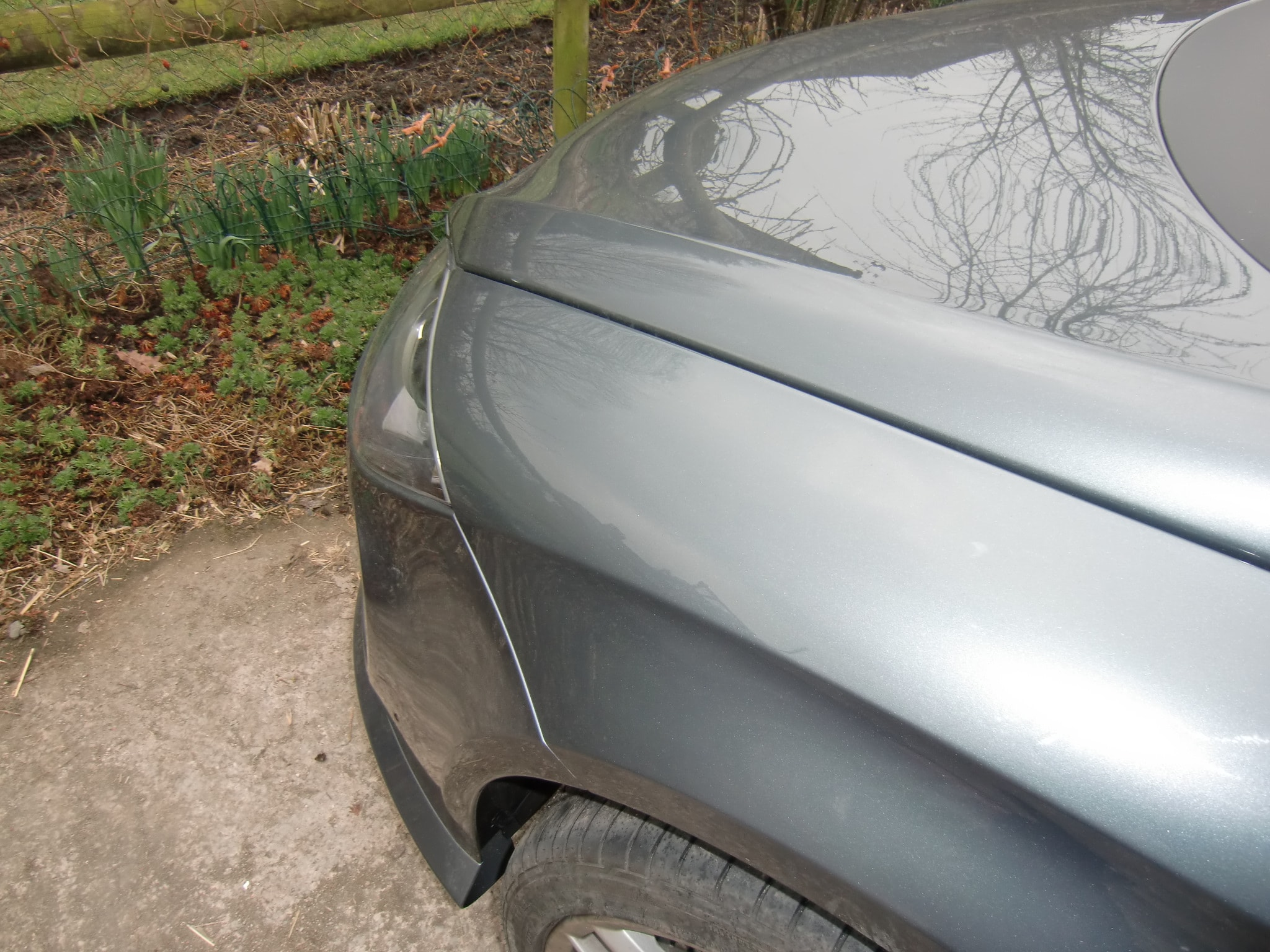 After Dent-Experts Repair photograph